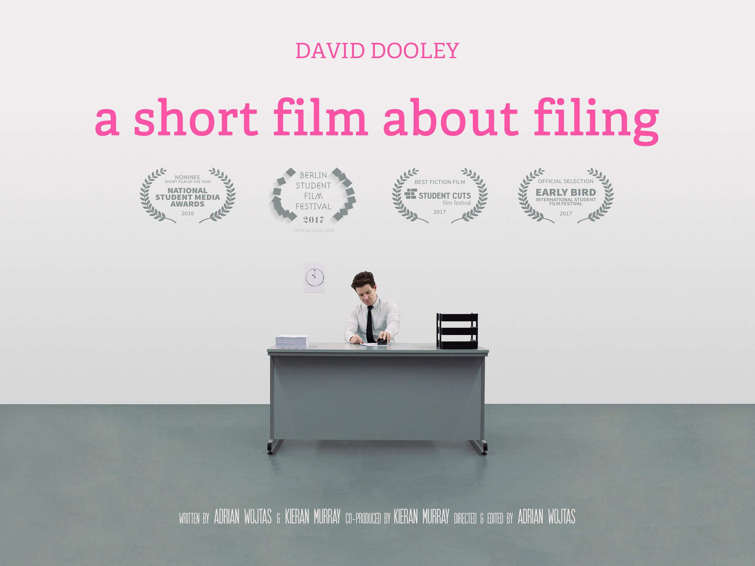 a short film about filing